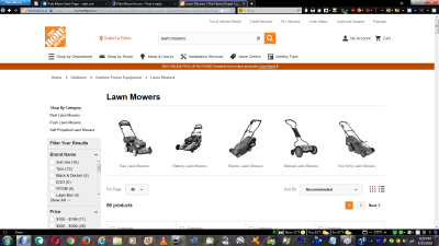lawn mowers after clicking on search icon with this in search box.png